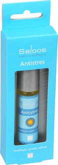 Bio aroma roll-on ANTISTRES 9 ml Saloos