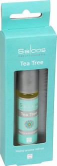 Bio aroma roll-on TEA TREE 9 ml Saloos