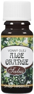 Vonný olej ALOE ORANGE 10ml Saloos