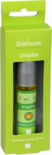 Bio aroma roll-on VITALITA 9 ml Saloos